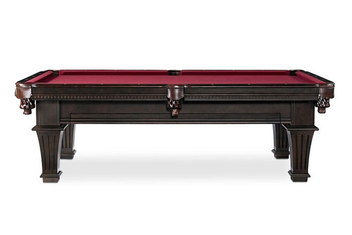 Talbot Pool Table With Drawer - Pool table supply store near me