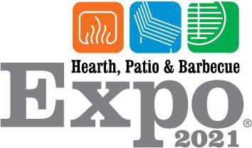 Hearth, Patio & Barbecue Expo logo