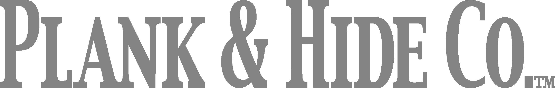 Plank & Hide logo